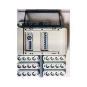 Pannello elettrico di controllo 12+12x600w, day & night
