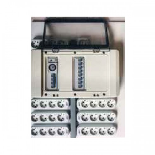 Pannello elettrico di controllo 24x600w
