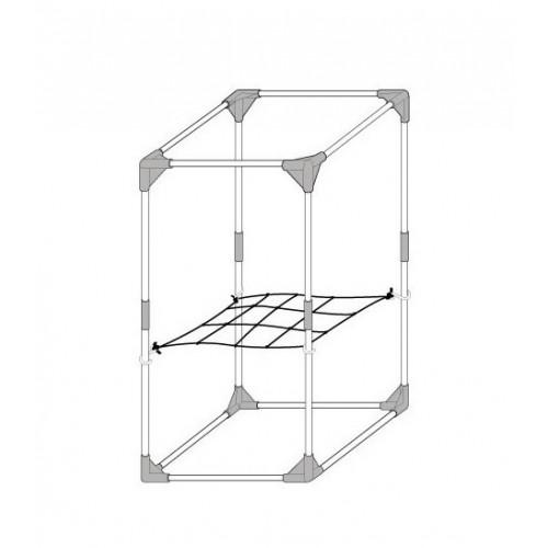 Cultibox Rete Elastica Regolabile SCROG  80x80 - 100x100 - 120x120