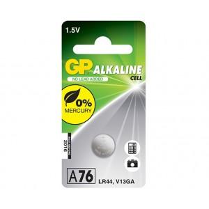 GP Batteria alkalina - A76/LR44 1.5V