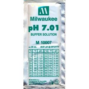 Milwaukee - Soluzione di calibrazione pH 7.01