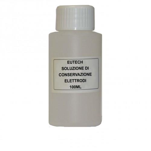 Eutech - Soluzione di conservazione elettrodi 100ML