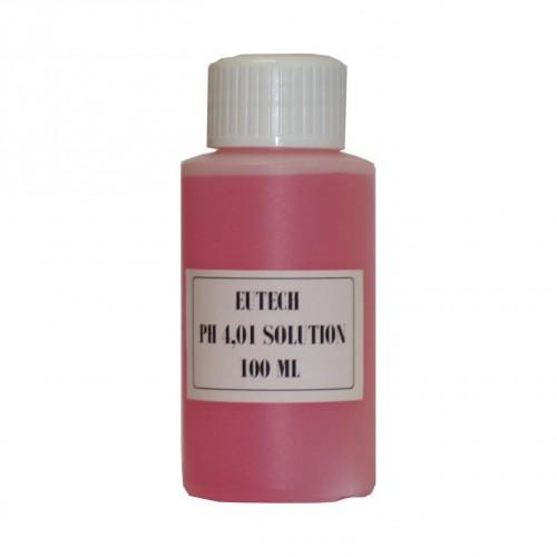 Eutech - Soluzione di calibrazione pH 4.01 100ML