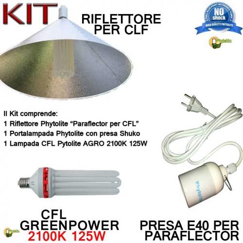 Kit completo Phytolite 125W per CFL AGRO