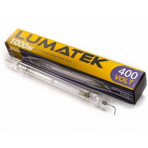 Lumatek Precision 1000 Watt Full Kit HPS  DE, 2 Bulbi HPS
