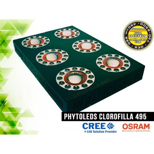 Phytolite - PhytoLED Clorofilla CREE 3070 495