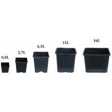 Vaso quadrato 6.5L