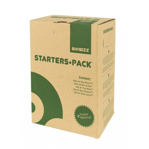 Biobizz - Starters Pack