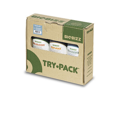 Biobizz Try Pack - Hydro Pack