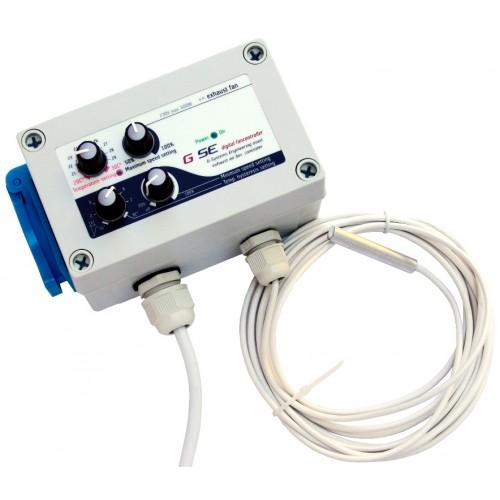 GSE Temperatura, Velocità max-min, Hysteresis - 3A