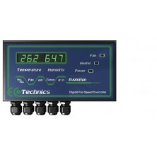 Ecotechnics Evolution Digital Fan Speed Controller