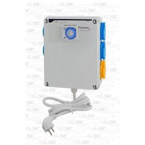 GSE Timer box 4x600W + Stufa