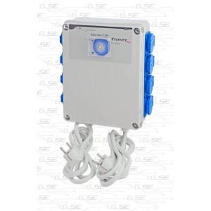 GSE Timer box 8x600W