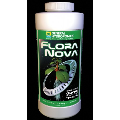 GHE - FloraNova Grow 473ML