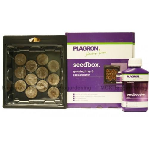 Plagron - Kit SeedBox Start 250ML - Kit germinazione