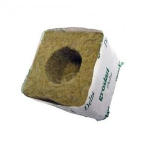 Cubo lana di roccia Grodan 7,5x7,5cm