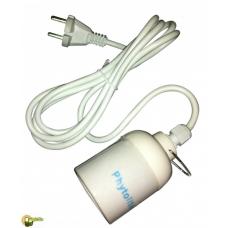 Phytolite - Presa con porta lampada E40 per CFL