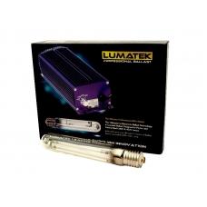 Kit Ballast Lumatek Utlimate PRO 600W 400V Con Lampada Dual Lamp 600W 400V