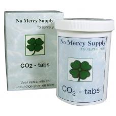 CO2 Tabs 60Pz - Pasticche a rilascio lento