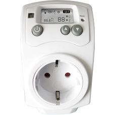 Termostato a presa - Cornwall Electronics