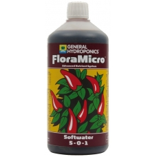 GHE - FloraMicro soft water 1L