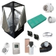 Kit Growbox completo 120x120x200 con Phytolite GX-400 Full Cycle - Vegetativa e Fioritura (A)